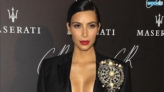 Kim Kardashian Fully Nude -- Meet My Vagina ... Again