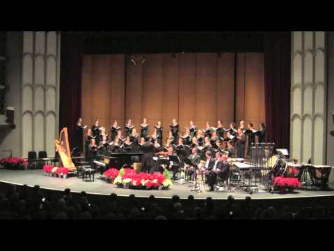 USC Oriana Women's Chorus: This Little Babe (Britten)