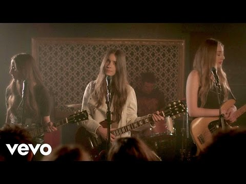 HAIM The Wire Official Music Video
