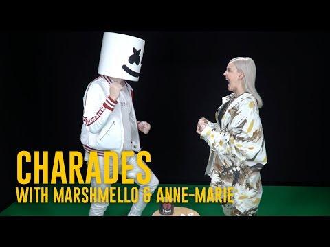 Marshmello & Anne Marie Play Charades