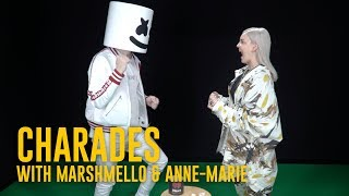 Marshmello & Anne Marie Play Charades