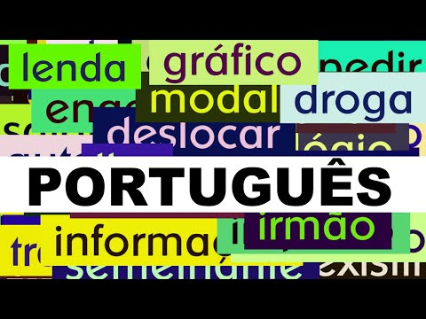 3000+ Portuguese Words with Pronunciation