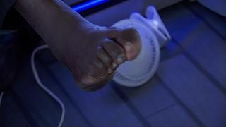 Inside the NBA: Shaq's Foot   NBA on TNT