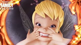 TinkerBell and the Lost Treasure | Funny bloopers & outtakes