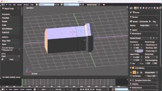 Apprendre Blender #04 Les bases de la modélisation