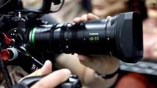 Tested: Fujinon's 18-55mm Cinema Lens
