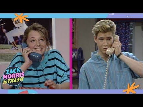 The Time Zack Morris Told His Girlfriend's Little Sister To Hook Up With Him Twice
