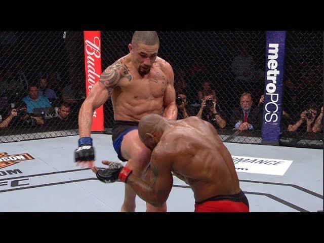 UFC 213: Fight Motion