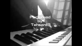 Prarthonad (Black) piano cover [With on-screen lyrics]