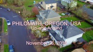 Philomath, Oregon, USA - Up and Around
