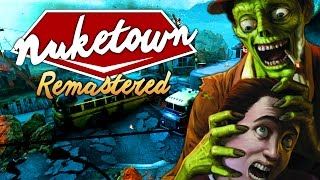 BEST NUKETOWN REMASTERED ZOMBIE MAP (Call of Duty: Zombies)