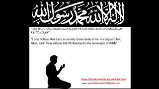 English Lecture: Shiasm Series 13- The Fitnah