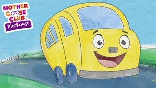 The Wheels on the Bus | Mother Goose Club Playhouse Kids Song