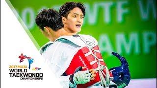 1st | LEE Dae-Hoon (KOR / Men -68kg) | 2017 WTF WORLD TAEKWONDO CHAMPIONSHIPS