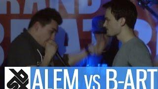 ALEM (FRA) vs B-ART  (NED) | GBBB