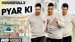 Pyar Ki Maa Ki Full Video Song | HOUSEFULL 3 | Shaarib & Toshi | T-series