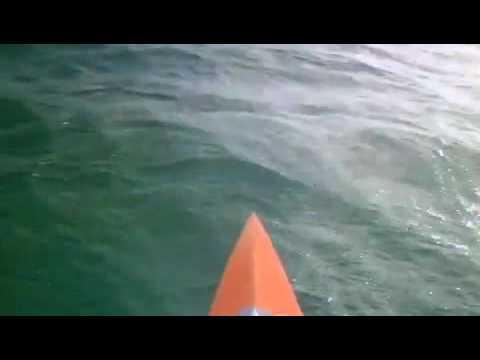 F18 light wind