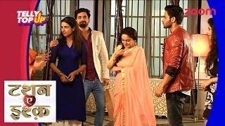 Rocky Singh Aka Kunj Returns Home In 'Tashan-e-Ishq' | #TellyTopUp