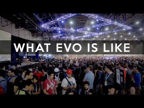 What Evo Is Like The World s Largest Fighting Game Tournament