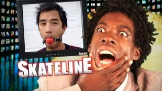 SKATELINE: Jerry Hsu Off Enjoi, Lizard King, Torey Pudwill On Ice and more...