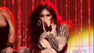 The Pussycat Dolls - Buttons (Live @ AMA 2006)