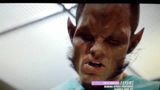 Teen wolf Season 3 Episode 1 Tattoo Scott vs Ennis