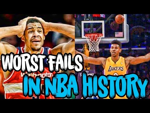 watch The 13 Worst FAILS AND BLOOPERS in NBA History
