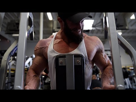 HOW TO GET A SERIOUS PUMP | BACK WORKOUT Ft PARKER PHYSIQUE