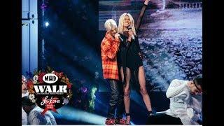 FY feat Ηλιάνα Παπαγεωργίου -  Δεν με θέλουν | MadWalk 2019 by Serkova Crystal Pure