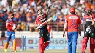 GL vs RCB, IPL 2016: Gujarat Lions won by 6 wickets   Virat Kohli 100 in IPL9