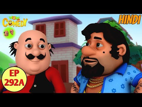 Motu Patlu | Cartoon in Hindi | 3D Animated Cartoon Series for Kids |John Ka Jigri Dost