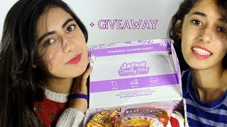 Trying Japanese Candy For The First Time +GIVEAWAY