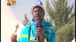 Chama Cha Mashinani party receives Jubilee defectors from Narok