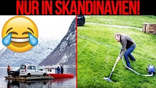 7 Dinge die es NUR in Skandinavien gibt