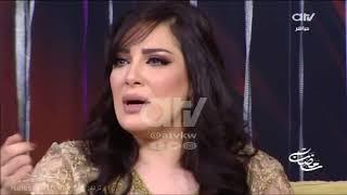 هبة الدري: عبدالله الباروني اشتكى من ضيق في صدره قبل وفاته بأيام!