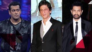 Shah Rukh Khan's Strategy To Beat Aamir & Salman Khan   Big Story