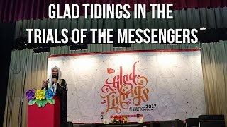 Glad Tidings in the Trials of the Messengers   Mufti Menk   Hong Kong   At The Peak 2017  