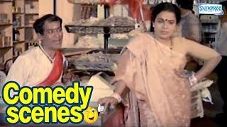 Kannada Hasya - Anna Goes Out For Shopping - Kannada Comedy Scenes