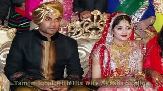 Top 10 Famous Bangladeshi Cricketers With Their Beautiful Wives | Bangladesh Cricket Team