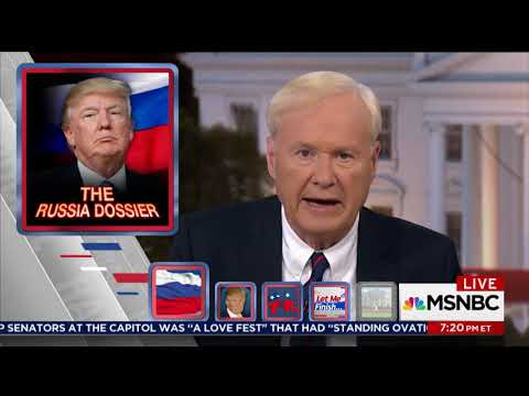 """Chris Matthews: Dems """"Blew It"""" By Lying About Dossier Funds, """"Brings Into Question The Whole Effort"""""""