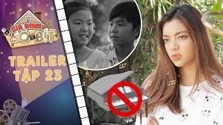 Gia đình sô - bít   Trailer tập 23: Bạch Dương ghét tiếng đàn piano vì ký ức thuở nhỏ cùng Hoàng Tú