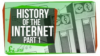 How the Internet Was Invented   The History of the Internet, Part 1