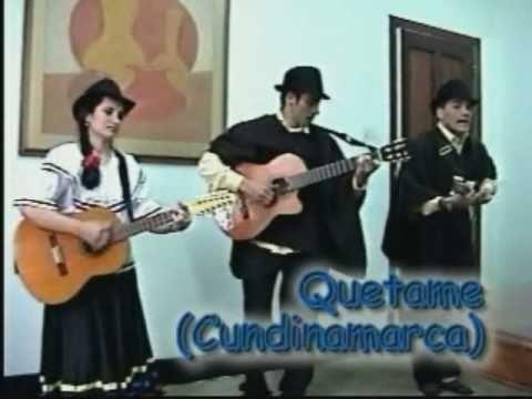 A gozar La vida Musica carranguera o campesina Colombiana Hnos Cruz