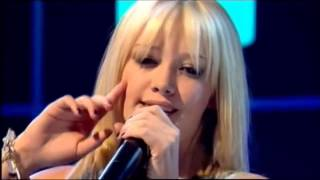 Hilary Duff - So yesterday Live - Top Of The Pops Saturday 2003 - HD