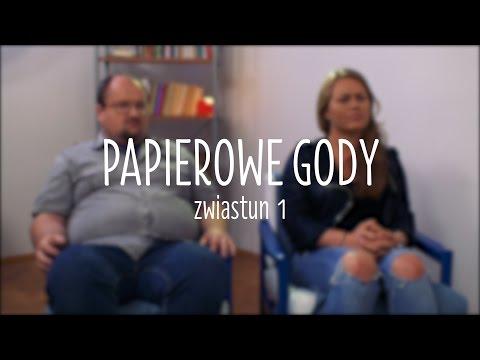 watch Papierowe Gody - zwiastun 1