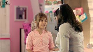 استقبال ساندي للطفلة جانا من فيلم خطة جيمي - Sandy Welcome Jana to her House