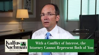 Sharing an Attorney With Your Friend Creates a Conflict of Interest – VA Attorney Paul Hernandez