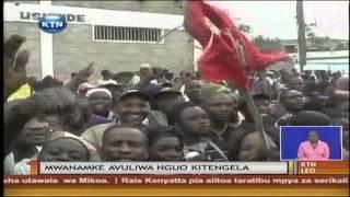 Mwanamke avuliwa nguo Kitengela kwa madai kuwa alikua amevaa vibaya