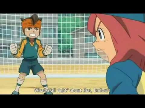 Inazuma eleven episode 44 part 1 of 2 in hindi-  Another Majin the Hand!