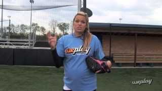 Infield Crossfire Drill with Jennie Finch